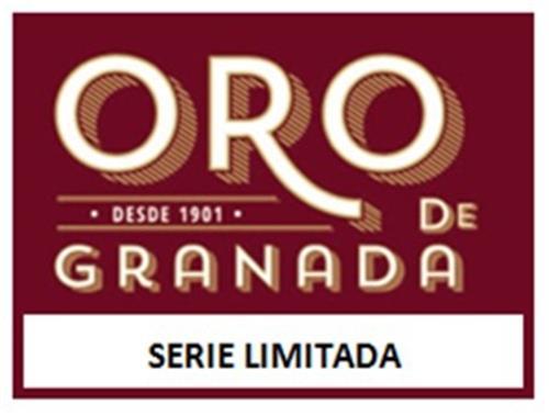 ORO DE GRANADA DESDE 1901 SERIE LIMITADA