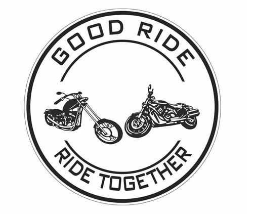 GOOD RIDE RIDE TOGETHER