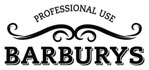 BARBURYS PROFESSIONAL USE