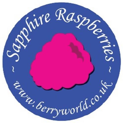 SAPPHIRE RASPBERRIES WWW.BERRYWORLD.CO.UK