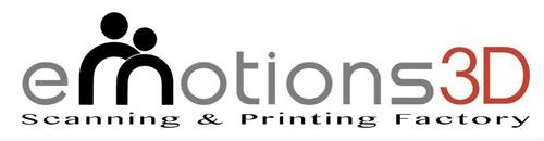 EMOTIONS3D SCANNIG AND PRINTING FACTORY