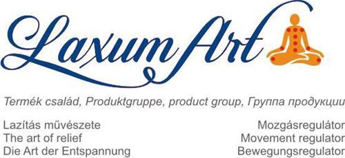 LAXUM ART Termék család, Produktgruppe, product group, Lazítás művészete, The art of relief, Die Art der Entspannung, Mozgásregulátor, Movement regulator, Bewegungsregulator