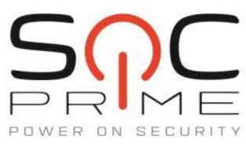 SOC PRIME POWER ON SECURITY