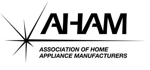AHAM ASSOCIATION OF HOME APPLIANCE MANUFACTURERS