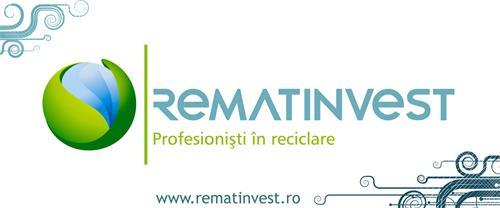 REMATINVEST Profesionişti în reciclare www.rematinvest.ro