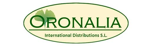 ORONALIA INTERNATIONAL DISTRIBUTIONS, S.L.