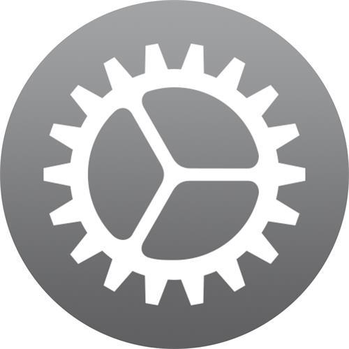 setting ios icon круглые