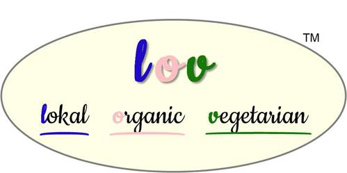 lov: lokal organic vegetarian