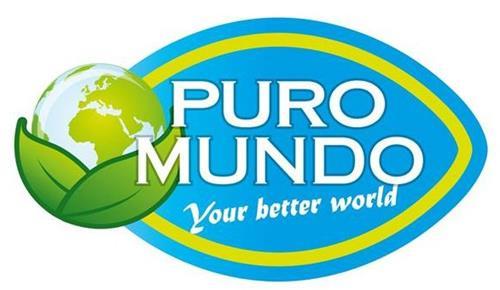 PURO MUNDO Your better world