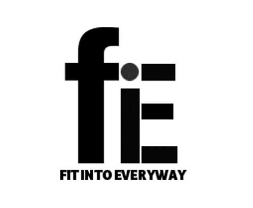 fiE FIT INTO EVERYWAY