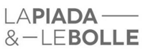 LA PIADA & LE BOLLE