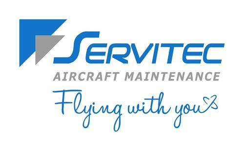 SERVITEC AIRCRAFT MAINTENANCE FLYING WITH YOU