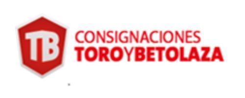 TB CONSIGNACIONES TOROYBETOLAZA