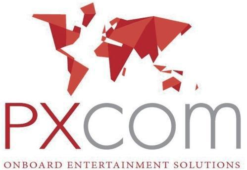 PXCOM ONBOARD ENTERTAINMENT SOLUTIONS