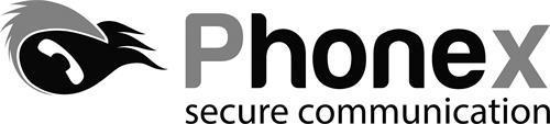 Phonex secure communication