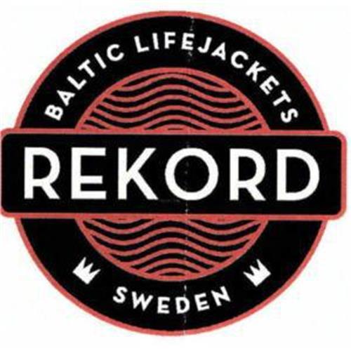 BALTIC LIFEJACKETS REKORD SWEDEN