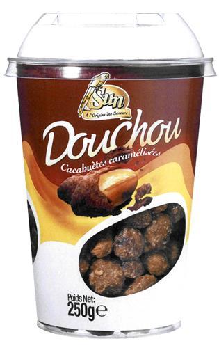 Douchou cacahuètes caramélisées