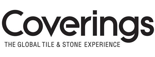 COVERINGS THE GLOBAL TILE & STONE EXPERIENCE