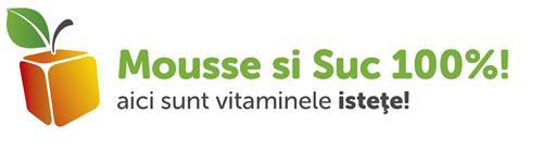 Mousse si Suc 100%! aici sunt vitaminele isteţe!