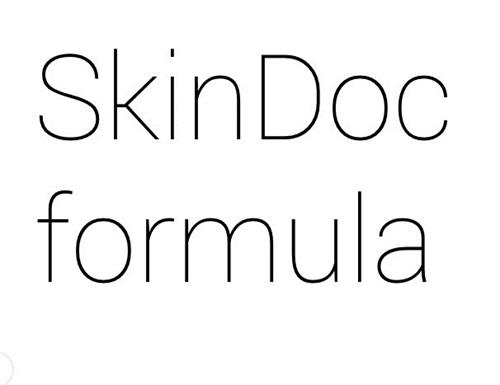 SkinDoc formula