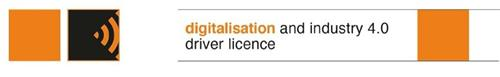 digitalisation and industry 4.0 driver licence