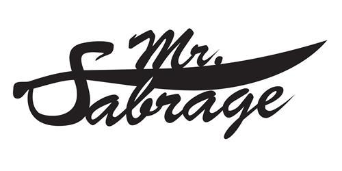 Mr. Sabrage