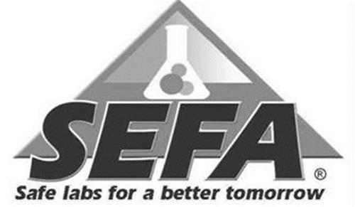 SEFA Safe labs for a better tomorrow