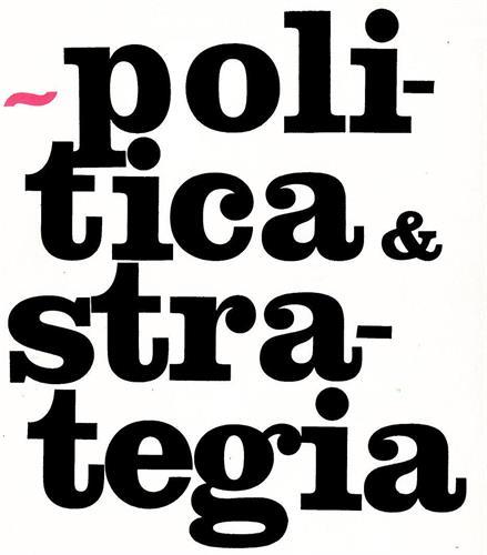 politica & strategia