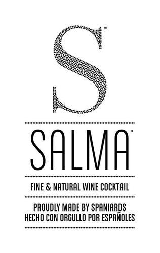 S SALMA FINE & NATURAL WINE COCKTAIL PROUDLY MADE BY SPANIARDS HECHO CON ORGULLO POR ESPAÑOLES