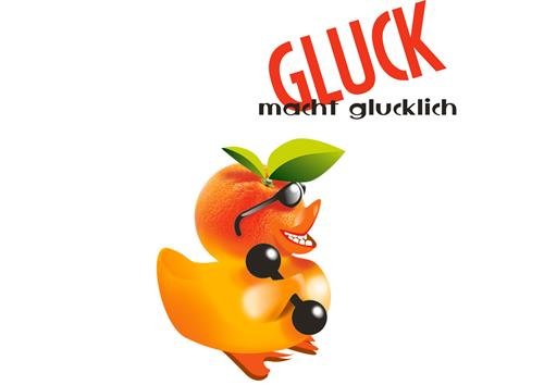 GLUCK macht glucklich