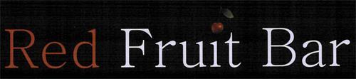 Red Fruit Bar