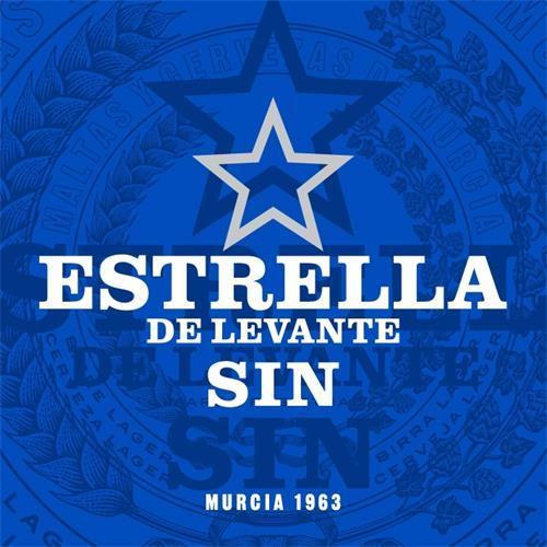 ESTRELLA DE LEVANTE SIN MURCIA 1963 MALTAS Y CERVEZAS DE MURCIA BIRRA CERVEJA LAGER