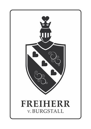 Freiherr v. Burgstall