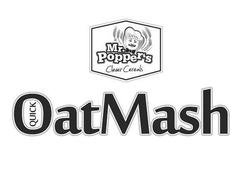 OatMash QUICK Mr.Popper's Clever Cereals