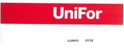 UniFor ELEMENTS OFFICE