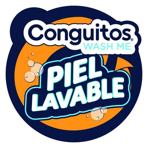 Conguitos WASH ME PIEL LAVABLE