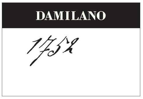 DAMILANO 1752