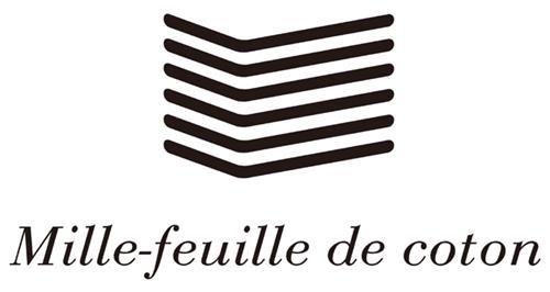 MILLE-FEUILLE DE COTON