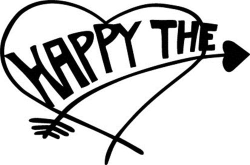 HAPPY THE