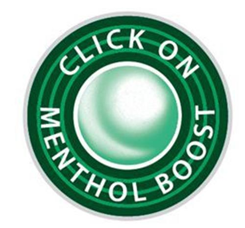 CLICK ON MENTHOL BOOST