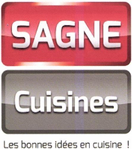 SAGNE Cuisines Les bonnes idées en cuisine!