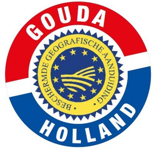 Gouda HOLLAND BESCHERMDE GEOGRAFISCHE AANDUIDING
