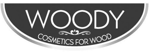 WOODY COSMETICS FOR WOOD