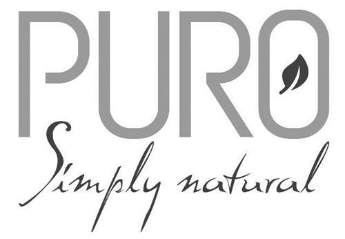 PURO SIMPLY NATURAL