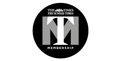 THE TIMES THE SUNDAY TIMES MEMBERSHIP