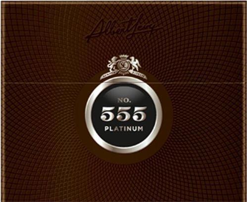 Albert Levy SE NO. 555 PLATINUM