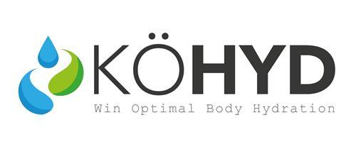 KÖHYD Win Optimal Body Hydration