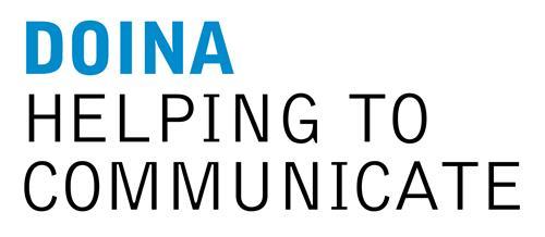 DOINA HELPING TO COMMUNICATE