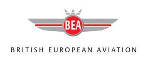 BEA BRITISH EUROPEAN AVIATION