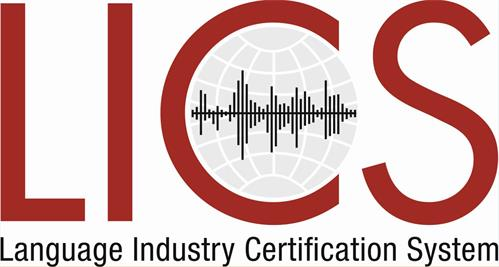 LICS Language Industry Certification System
